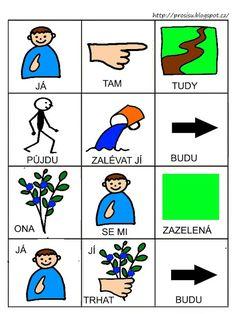Pro Šíšu: Básničky i pro autíky Logos, Czech Republic, Autism, A Logo, Bohemia, Legos