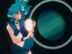 Sailor Neptune - SMS Poses to remember