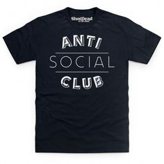 Anti Social Club T Shirt