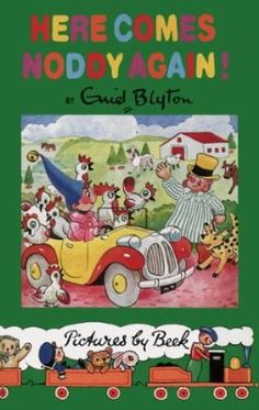 Noddy Classic Library (4) - Here Comes Noddy Again