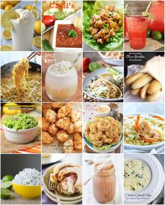 Copycat Recipes Round Up - The Idea Room