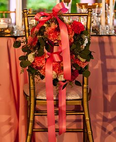 #Wreaths | Ricky Whitley Bridal Events Florist | Nick Frontiero Photography | #AlabamaWeddings