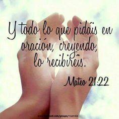 La oración #versosdeamorcortos