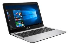 "Asus X556UJ-XO193T Notebook da 15.6"" HD, Intel i5-6200U, RAM 4 GB, HDD 500 GB, nVidia GT 920, 2 GB"