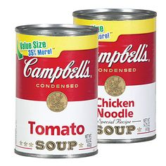 Tops Coupon Deal: Campbell's Chicken Noodle or Tomato Soup Only $0.44