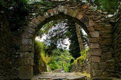 Glendalough, Ireland by Rui Jarimba, via Flickr