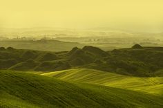 Dolci colline - Gentle hills by Immacolata Giordano on 500px