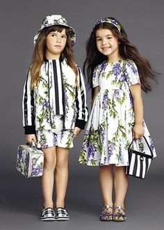 dolce and gabbana summer 2015 child collection 26