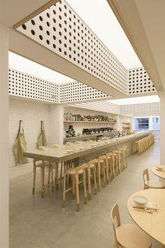 Cho Cho San, Potts Point by George Livissianis | Australian Design Review  #Interior #Hospitality #Concrete