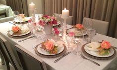 Minhas Taças, copos e aparelhos de jantar