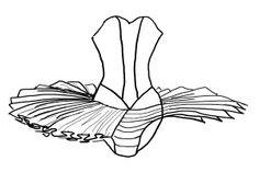 Stretch Ballet Tutu style