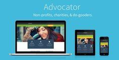Advocator v2.4.6 Responsive Nonprofit & Charity WordPress Theme