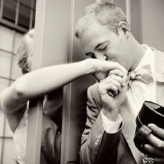 :) must have! Before wedding picture!