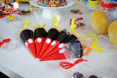 Little Wish Parties | Mickey Mouse Clubhouse Birthday Party | https://littlewishparties.com