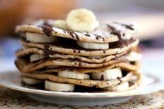 Master XXL Vegan Spelt Pancake Pie « De Groene Meisjes