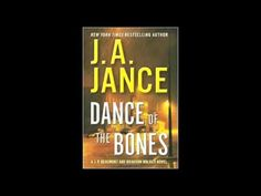 "J A Jance author ""Dance of the Bones"" on ""Book Talk"" Radio"