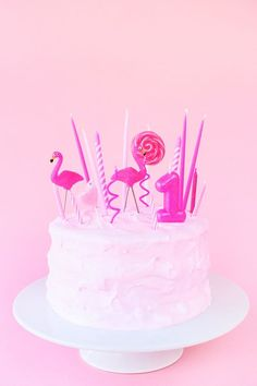 The Ultimate Guide to Birthday Candles | Studio DIY | Bloglovin'