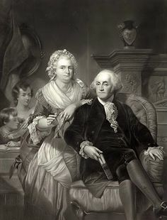 """Martha Washington organized  groups of ladies to knit socks and caps for colonial soldiers. Her knitting is in """"No Idle Hands The Social History Of American Knitting."""