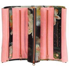 Ted Baker Opulent Bloom Travel Jewellery Roll   Wild & Wolf -  - Bloomsbury Store - 1