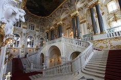 San Pietroburgo - scala museo Hermitage - di PRGLRT64