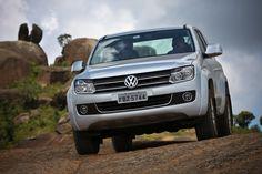 Volkswagen Amarok 2015: Fotos e Vídeos - iCarros