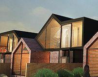 House I by Howe Law, via Behance