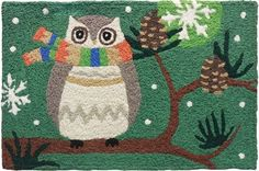 Jellybean® Winter Owl By: Jennifer Brinley JBL-JB117