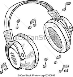 fülhallgató rajz - Google keresés