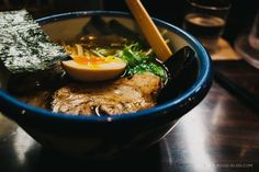 A Tokyo food guide: where and what to eat in Tokyo right now.