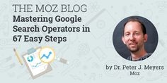 Google search operators are like chess – knowing how the pieces move doesn't make you a master. Dive into 67 examples, from content research to site audits, and level up your search operator game.