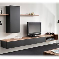 tv meubel 200 cm zwart - Google Search