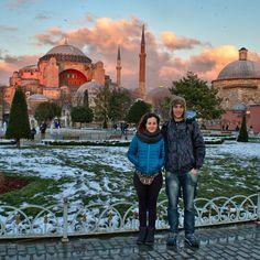 Invierno en Estambul
