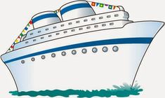 The Mixed Up Brains of Lisa Weinstein: Getting Tossed off the Cruise Ship After nearly Clipart, Disney Cruise Ships, Cruise Party, Cartoon Ships, Cruise Door, Abandoned Ships, Cruise Tips, Cruise Travel, Dame