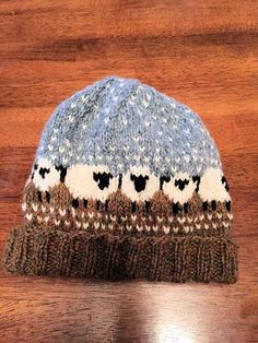 You have to see Shetland Sheep Hat by StarGlitter!
