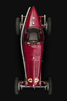 —————– 1934 Alfa Romeo Type B ——————–