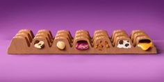 Cadbury Spectacular 7 - seven different bars into one!