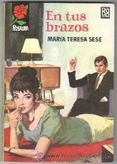 ROSAURA Nº 781 EDI. BRUGUERA 1964 - MARIA TERESA SESE- PORTADA JORGE SAMPER, COMO NUEVA