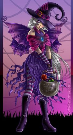 Magick Wicca Witch Witchcraft:  Witch.