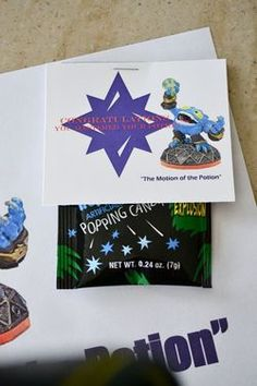 Skylander Birthday Party Ideas & Print outs!