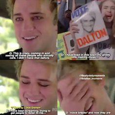 Dalton Rappatoni, Im5, English English, My Emotions, American Idol, Pretty Cool, Crying, Lyrics, Hero