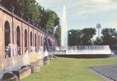 1971 – FRASCATI – ROMA - Villa Torlonia – Teatro delle fontane