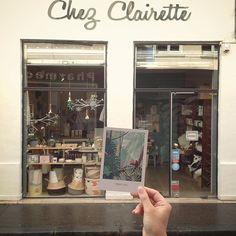[YOUPI NEWS] Notre nouvelle collection de cartes POLACARDS est disponible @chezclairette ! Courez découvrir la pétillante Claire et son joli concept store à la Croix-Rousse ! ☀️ #Chezclairette #polacards #pramax #bonnehumeur #postcards #illustration #createurslyon #artprint #new #papeterie #retro #deco #interiordesign #homedecor #logo #artdeco #paper #madeinfrance #lyon #instadesign #walldeco #summer #sun #holidays #farniente #conceptstore #voyage #new #ss16 #igerslyon #croixrousse