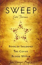 Sweep Cate Tiernan - Throwback Thursday   Treasure Cove Book Reviews