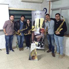 Presentación de las #studio #series en #cullarvega en #granada, todo un éxito! #probando abrazaderas  www.egrstore.com