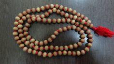 Pure SandalWood Beads Prayer Mala 108 Buddhist by beadsincredible, $14.99