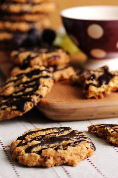Les kids de Sophie en cuisine : {goûter} Petits biscuits suédois au chocolat