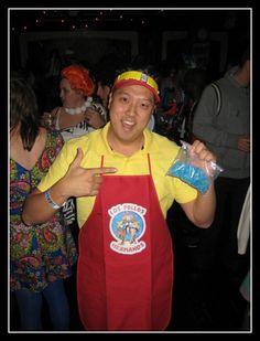 Breaking Bad Los Pollos Hermanos Costume Idea
