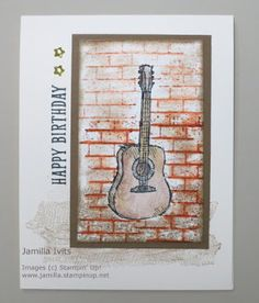 Jamilla's Stampin' Grounds: Just lovin' it!