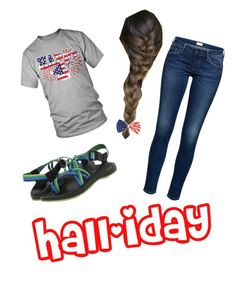 """""""Homecoming Day 4"""" by avery333 on Polyvore featuring Chaco"""