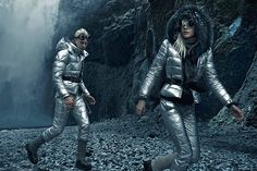 God Save the Queen and all: Moncler Campaña Otoño/Invierno 2015 #moncler #fallwinter15 #campaign